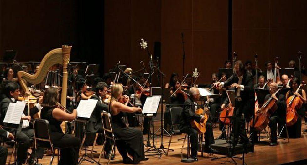 Municipalidad de Jesús María organiza concierto de la Orquesta Sinfónica Nacional. (Foto: Difusión)