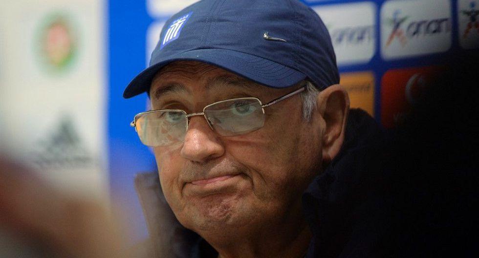 Markarián dirigió a la bicolor en las Eliminatorias al Mundial Brasil 2014. Su última experiencia profesional fue como seleccionador de Grecia en el 2015. (Foto: AFP)