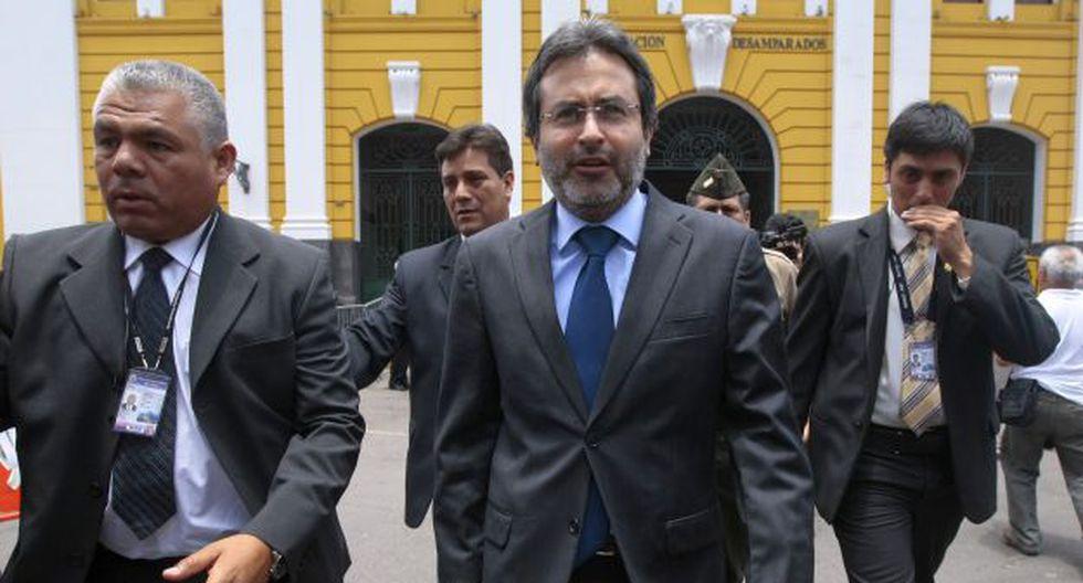 Premier Juan Jiménez (Foto: USI)