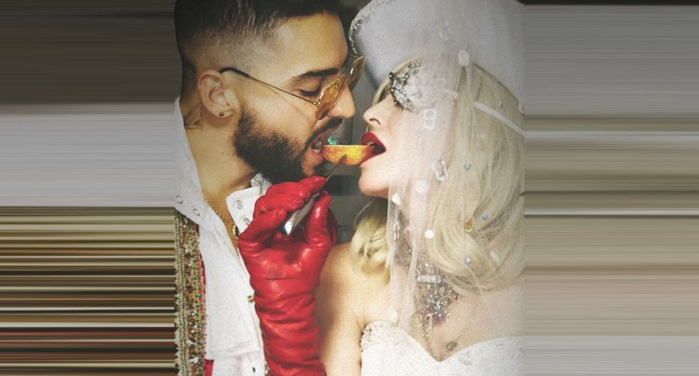 "Billboard Music Awards 2019: Maluma y Madonna interpretarán su tema ""Medellín"". (Foto: Instagram)"