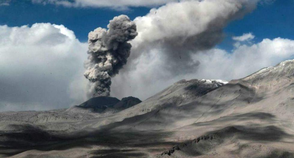 A la fecha, se registra la disminución de la actividad sísmica que estaría relacionada al ascenso de magma.(Foto: GEC)