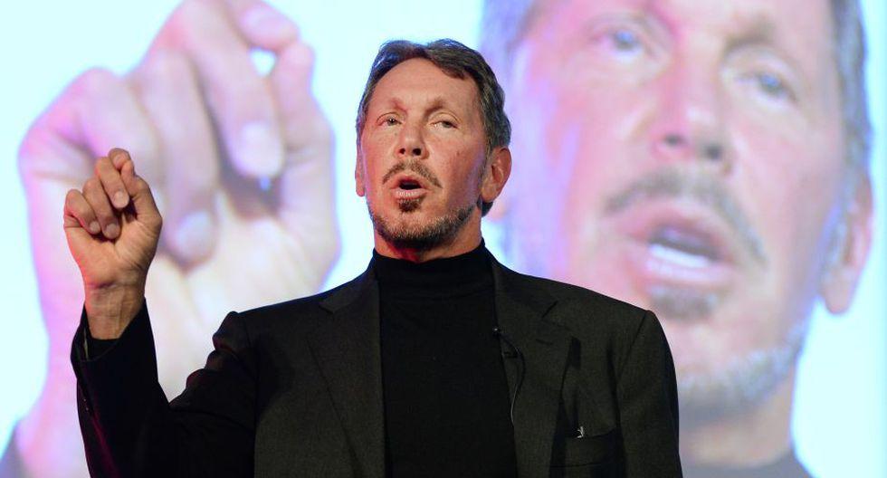 Seguido por el fundador de Oracle, Larry Ellison, con 50.000 millones. (Foto: AFP)