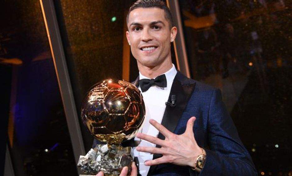 """Ronaldo agregó que posee """"una relación profesional excelente"""" con Messi. (Foto: AFP)"""