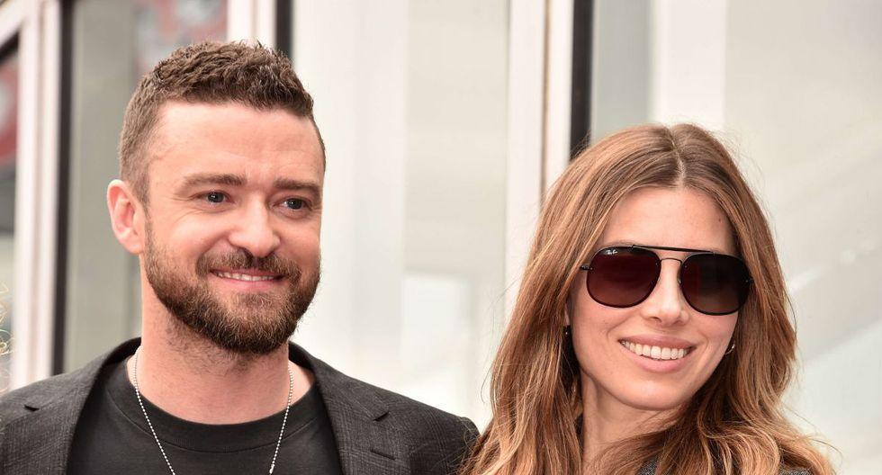 El actor Justin Timberlake se disculpó públicamente con su esposa Jessica Biel. (Foto: AFP)