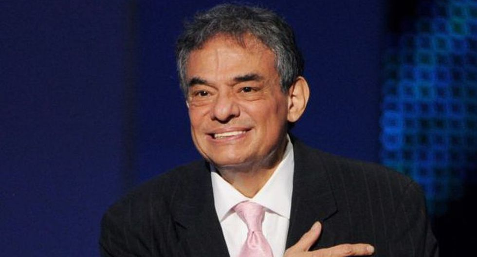 José José fue ovacionado por cientos en el mes de febrero en Lima. (Foto: Archivo)