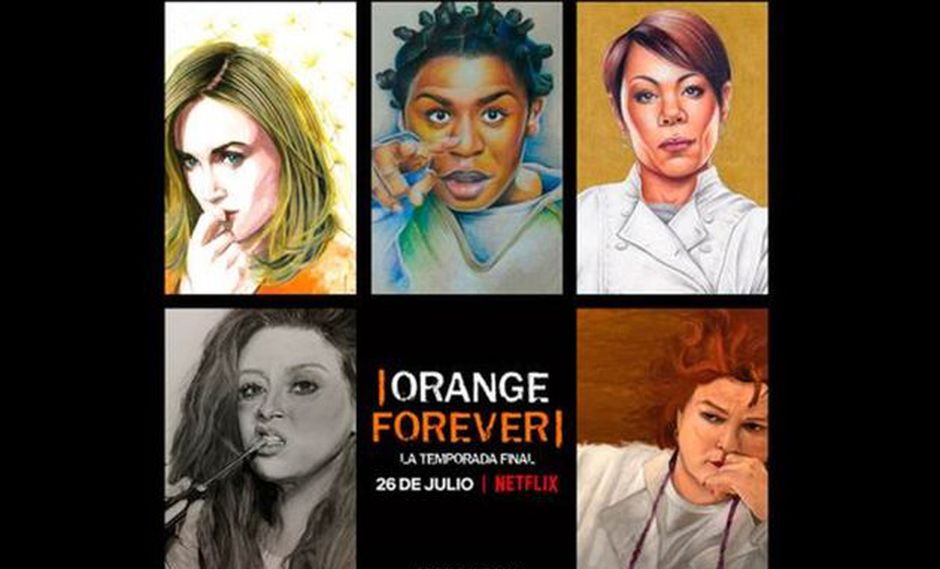 Netflix revela el trailer y arte de la última temporada de Orange Is The New Black
