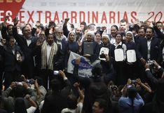 Frepap suspende a congresista y exige sancionar a los que viajaron a Cusco en vuelo humanitario