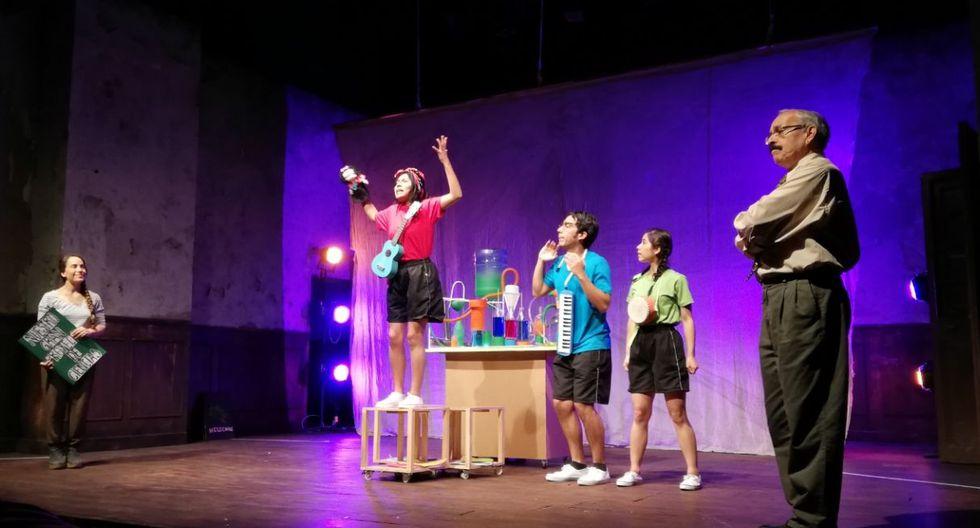 Tres niños descubrirán el papel de tres peruanas que han ayudado a fortalecer la ciencia en nuestro país. (Foto: CCE)