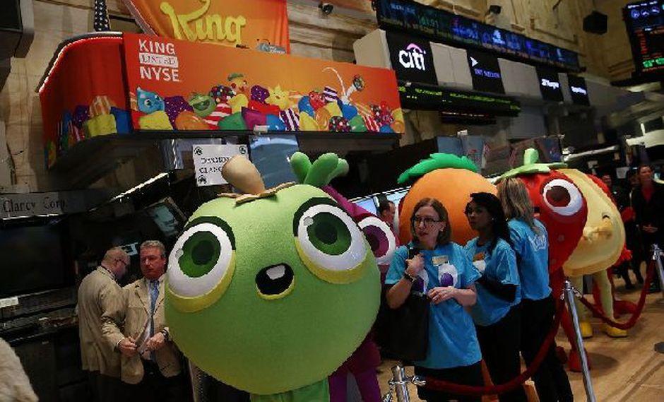 ¿Cómo le va a Candy Crush en Wall Street?