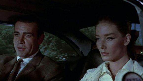 Tania Mallet fue la co-protagonista de Sean Connery en 'James Bond'. (Foto: James Bond 007 / Eon Productions)