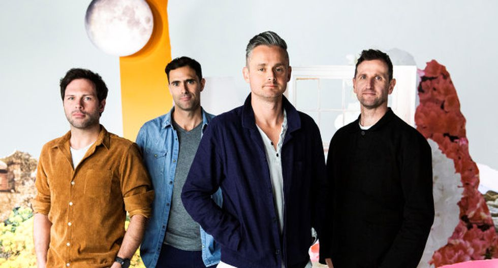 Keane dará concierto en Lima.