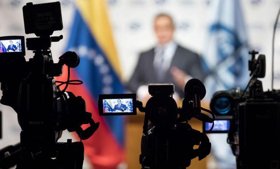 Canales, emisoras y periódicos de Venezuela en silencio ante acciones de Guaidó