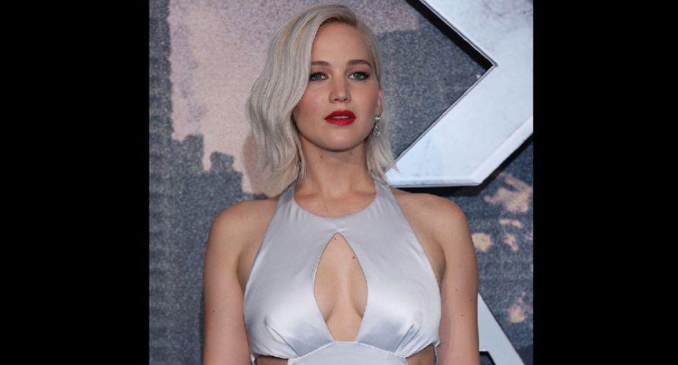 Jennifer Lawrence, 46 millones de dólares. (Foto: Shutterstock)