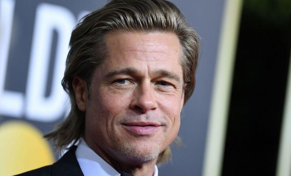 Globos de Oro: ¿Cuáles fueron las tres novias con las que Brad Pitt se reencontró en esta ceremonia? (Foto: AFP)