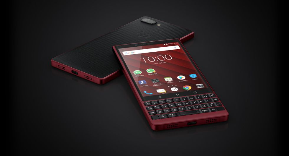 TCL sorprendió lanzando en Alcatel el Serie 1 y Serie 3, y el Blackberry Key2 Red.
