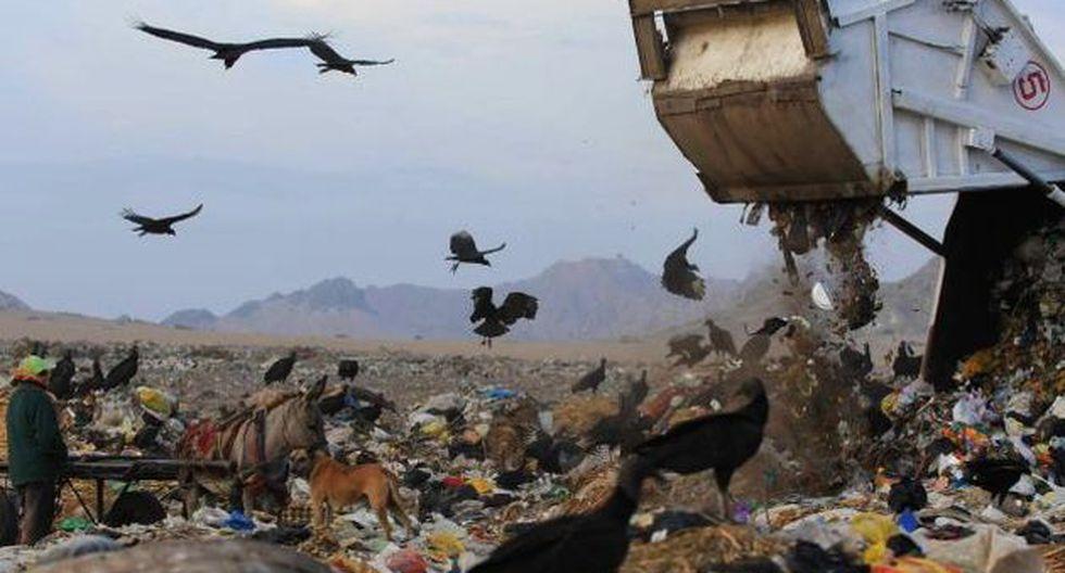 En el 2013 la ONG Vida calificó a la playa Carpayo, ubicada en el Callao, como la más contaminada del país. (Foto: AFP)
