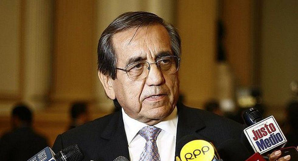 Jorge del Castillo habría tratado de encubrir el irregular pago a su exasesora, según audios difundidos el fin de semana. (Foto: GEC)