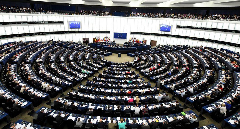 """La resolución que será sometida a votación el jueves reconoce a la Asamblea Nacional (Parlamento) de Venezuela como """"el único organismo democrático legítimo"""". (Foto: EFE)"""