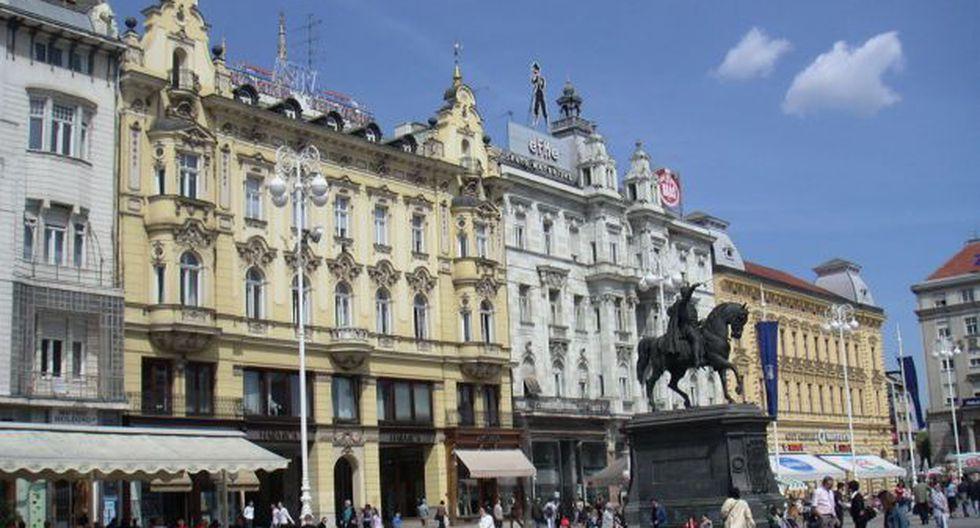 Zagreb, Croacia (Foto: Lamasse - Wikimedia)