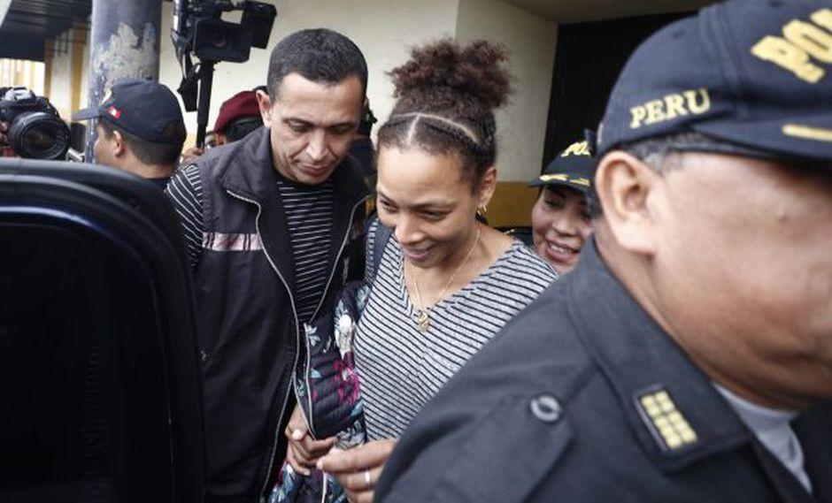 Odebrecht: ex voleibolista Jessica Tejada recuperó su libertad este jueves