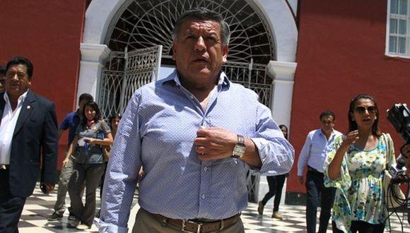 Formalizan investigación contra César Acuña por fraude procesal. (Foto: GEC)