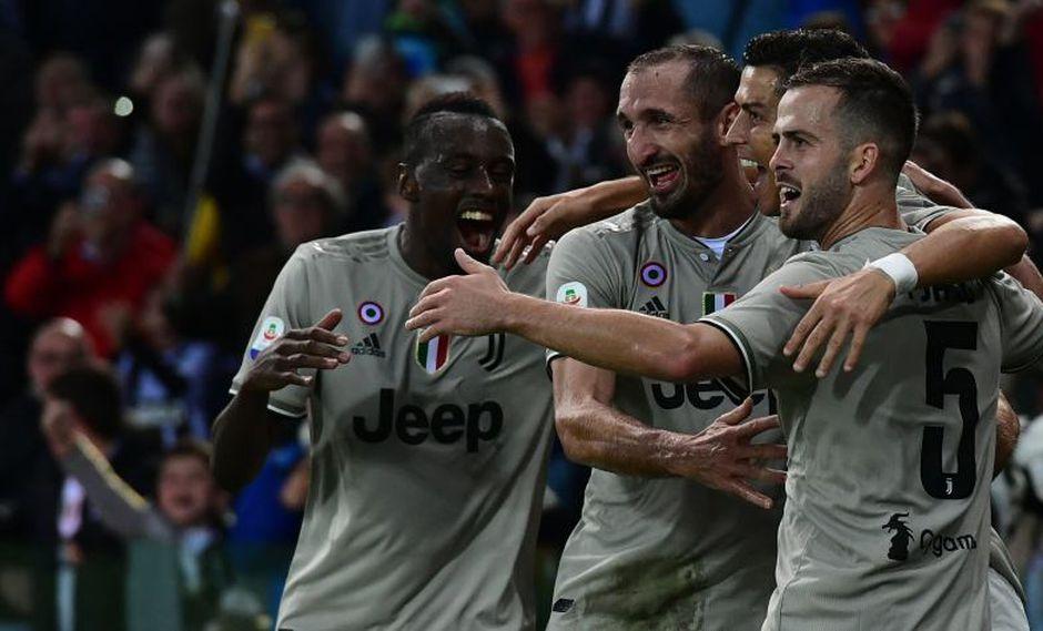 Juventus vs. Genoa se miden por la fecha 9 de la Serie A. (Foto: AFP)