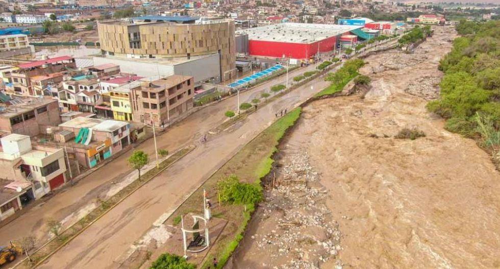 El Ejecutivo declaró en estado de emergencia por 60 días a nueve distritos de Moquegua. (Foto: Bengi Pancca)