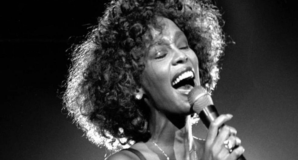 Whitney Houston falleció en 2012 a los 48 años (Foto: Getty Images)