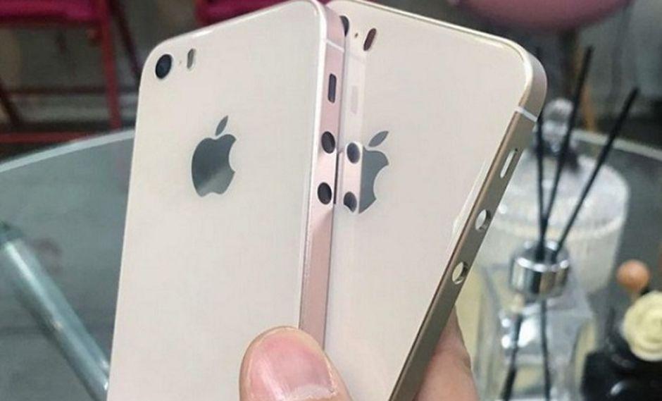 Apple incorporaría el procesador A10 Fusion al iPhoen SE 2 (Foto: GSMArena)