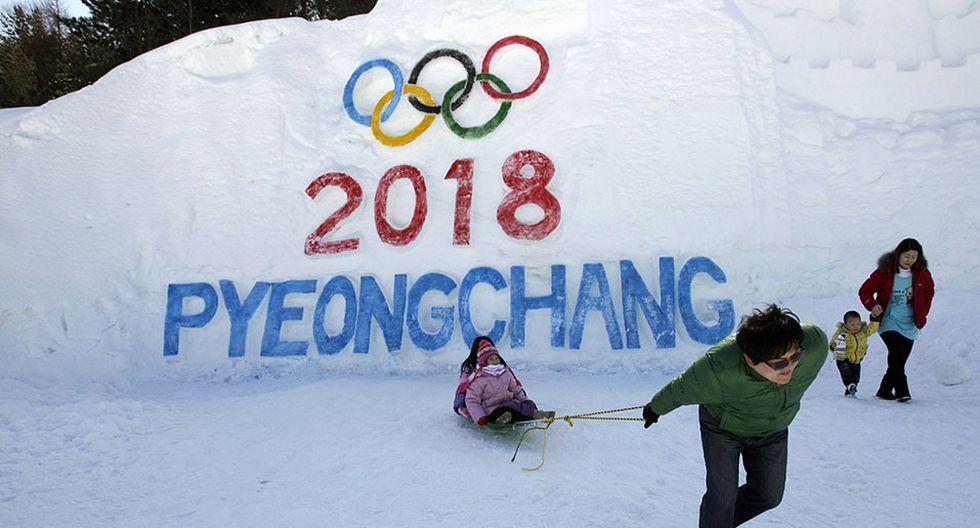 Juegos Olímpicos de Pyeongchang fue todo un éxito. (Foto: AP)