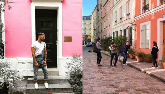 Vivir en una de las calles favoritas de Instagram se ha convertido en una pesadilla para sus residentes. (Foto: Instagram)