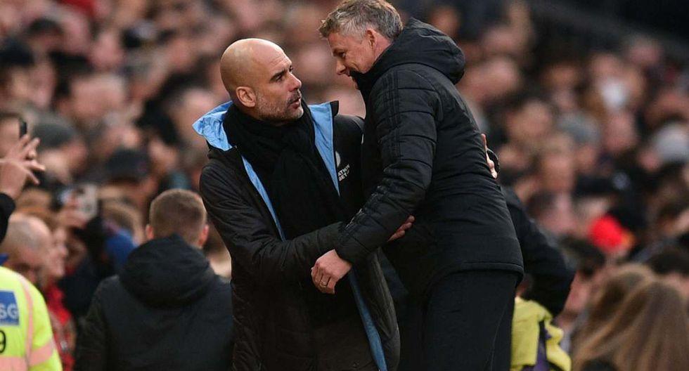 Manchester City y Manchester United hacen donativo a bancos de alimentos. (Foto: AFP)