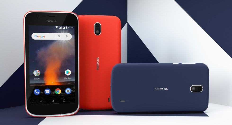 Smartphones Nokia llegan al Perú.