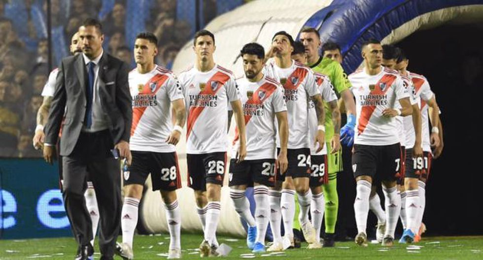 River Plate jugará la final de la Copa Libertadores el 23 de noviembre ante Flamengo. (Foto: AFP)