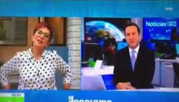 El presentador de televisión hizo un chiste ofensivo sobre situación de venezolanos. (Foto: Twitter/| Canal RCN)