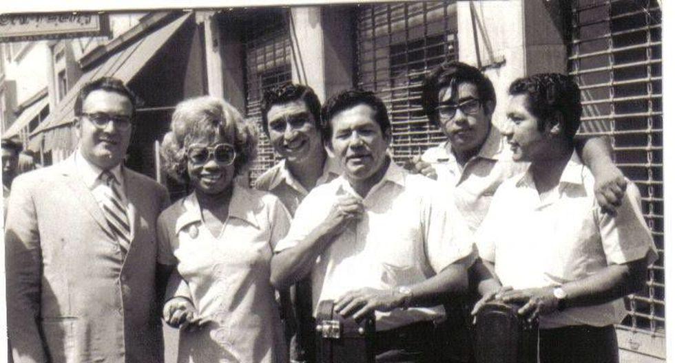 """Las canciones de Lucha Reyes son consideradas como las joyas de la música criolla. (Foto: Facebook Lucha Reyes """"La Morena de Oro del Perú"""")"""