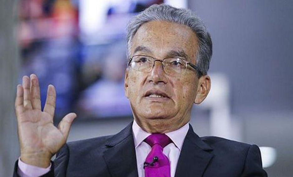 Aguinaga: No se puede precisar cuánto tiempo estará internado Alberto Fujimori