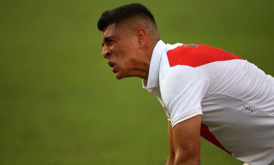 Selección peruana: Paolo Hurtado tiene una fractura y no jugará la Copa América
