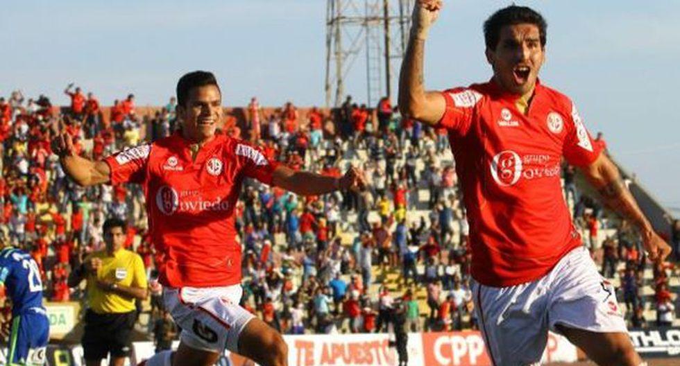 Aurich viene de vencer 2-0 a San José de Bolivia. (Foto: Andina)