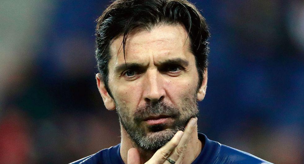 Gianluigi Buffon sería tentado por el Barcelona, según Sky. (Foto: AFP)