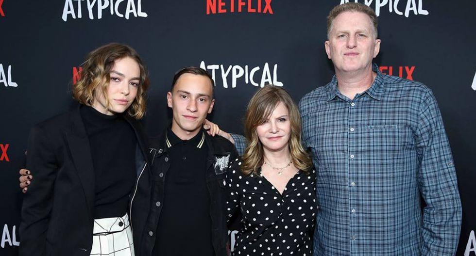"Netflix confirma la tercera temporada de ""Atypical""   Foto: Facebook @AtypicalNetflix"