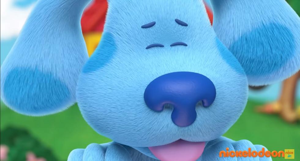 """""""Las pistas de Blue"""": Nickelodeon lanza primer tráiler del reboot  (Foto: Captura de pantalla)"""