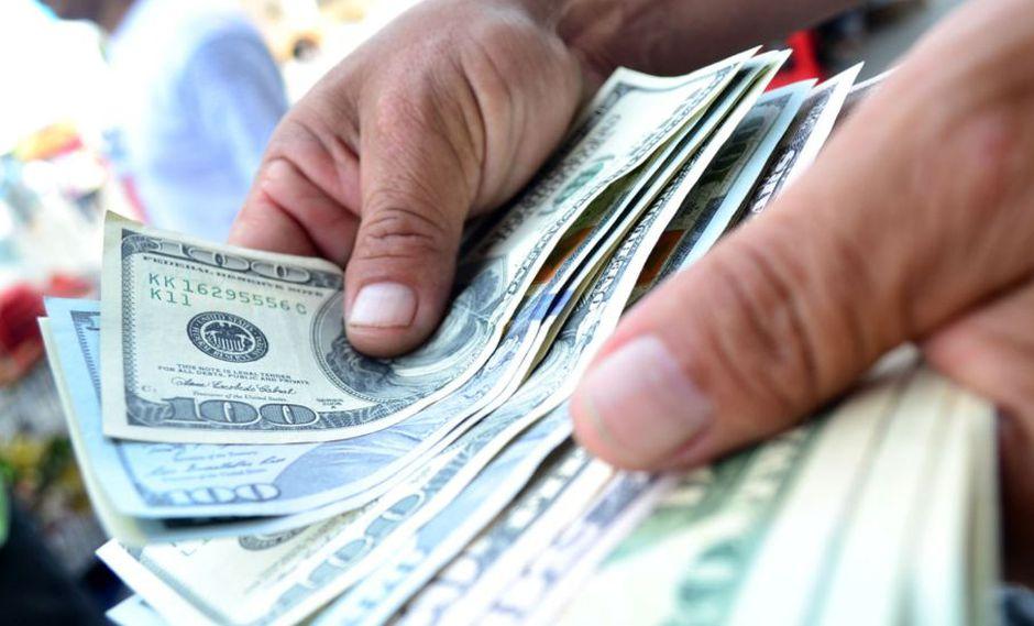 El dólar se sitúa en S/ 3.393 (Foto: Andina)