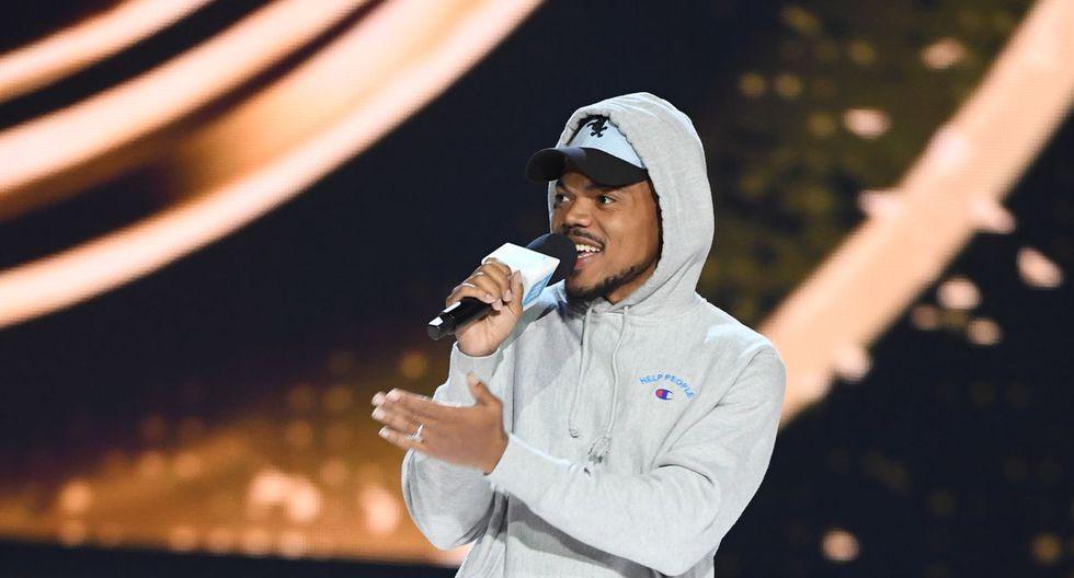 """El rapero Chance the Rapper negocia sumarse a """"Sesame Street"""". (Foto: AFP)"""