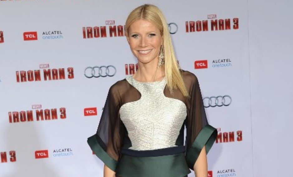 """Gwyneth Paltrow, una actriz convertida en """"gurú"""" de estilo de vida. (Fotos: AFP)"""