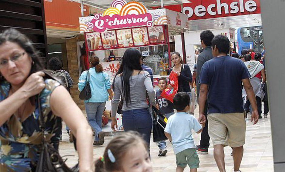 El gasto de los turistas que arriben a la capital asegura a los sectores retail y gastronomía ingresos por encima de US$75 millones, señaló la Cámara de Comercio de Lima.(Foto: GEC)