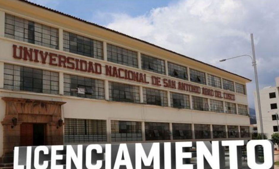 La resolución N° 056-2019-SUNEDU/CD que otorga la licencia a la Unsaac fue publicada en diario El Peruano. (Foto:Unsaac)