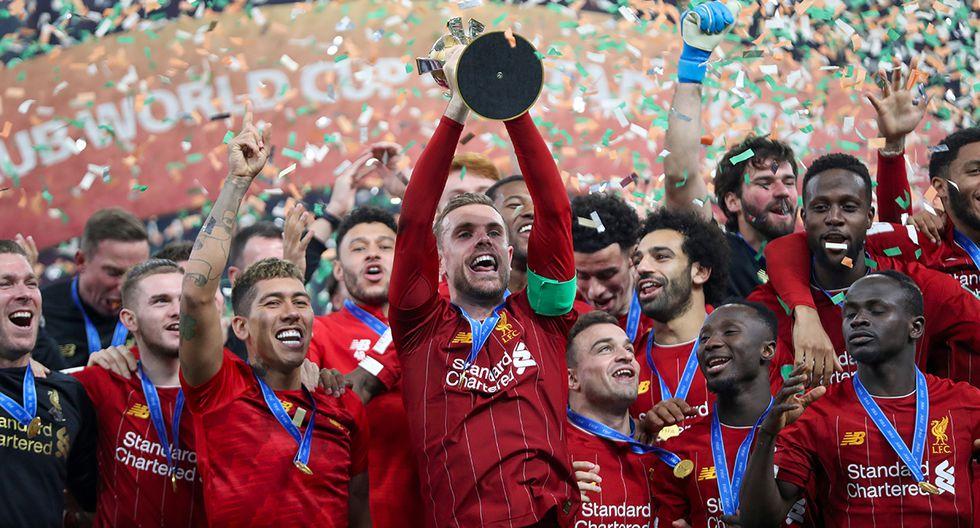 Liverpool ganó el Mundial de Clubes 2019, el último título que le faltaba. (Foto: AFP)
