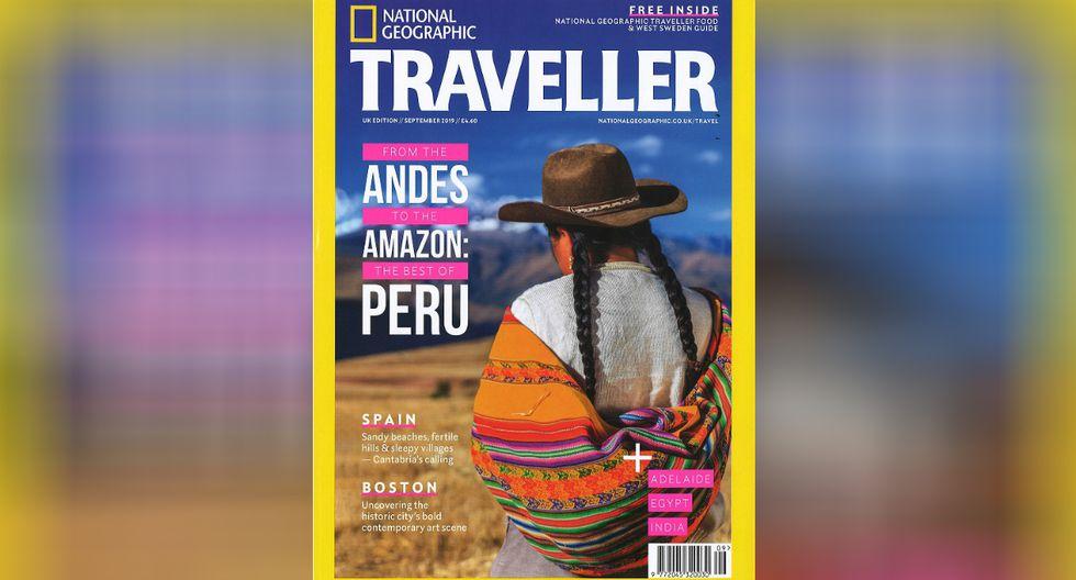 La publicación británica incluirá un reportaje de 16 páginas donde se mostrará resaltantes lugares del país. (Foto: Promperú)