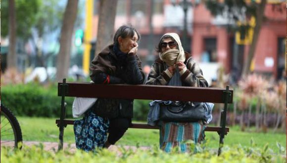 Esta temperatura surge como parte de la estación de invierno que inició el pasado 21 de junio. (Foto: Alessandro Currarino)